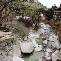 湯の山温泉_Yunoyama Onsen  関西の奥座敷!鹿と折鶴の伝説を持つ温泉地