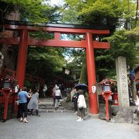 ◆京都◆貴船方面宇治方面1泊2日の旅◇16/09/03-04