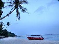 2歳&6歳子連れ台湾&マレーシア、4日目〜6日目ランテンガ島 美しい島でウミガメに出会えるか?