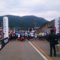 白山白川郷ウルトラマラソン2016参戦記
