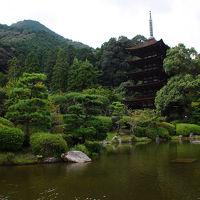 長門から安芸へ、想い出を辿る旅【2】〜優美な五重塔と湯田の湯〜