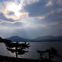 長門から安芸へ、想い出を辿る旅【3】〜安芸の宮島・弥山登頂〜