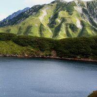 立山黒部アルペンルート その2 室堂の「ホテル立山」とみくりが池の散策