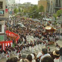 2016年 9月 大阪府 岸和田市 だんじり祭