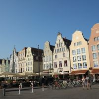 2016年9月 ハンブルクとメクレンブルク=フォアポンメルン州を巡る旅