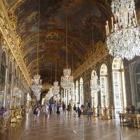 コッツウォルズミニドライブとロンドン・パリに行ってきました(16)やっぱりすごかったベルサイユ宮殿