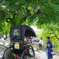 週末の女子一人旅♪ Vol.1 初めての倉敷美観地区の風景に心癒されながら、新鮮なフルーツ食べまくりの1日