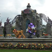 東京ディズニーランドのディズニー・ハロウィーン第2弾とディズニーアンバサダーホテルで秋の味覚を味わう!
