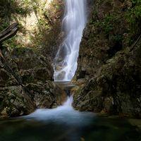 ◆風は秋色だけど,阿武隈川源流の滝めぐり