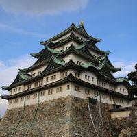 徳川家康が九男義直のために天下普請によって築城した名古屋城へ2度目の登城