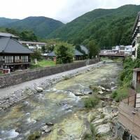 母とのんびり湯治旅・その1 湯西川温泉.金井旅館に泊まる。