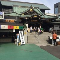 東京散策(深川江戸資料館から深川不動尊や富岡八幡宮を巡る)