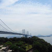岡山から香川に渡り、徳島に泊まって、淡路島を抜けて岡山に戻る。 香川県の巻