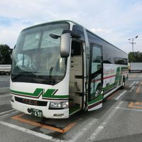 フェリーで日本海クルーズ.北海道へ・その1 高速バスで新潟へ‥B級グルメを堪能。