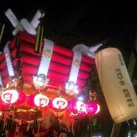 河内国 一ノ宮 枚岡神社 秋祭り「秋郷際」