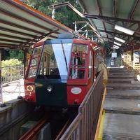 京都周辺の鉄道に乗ってきた【その2】 比叡山の山越え