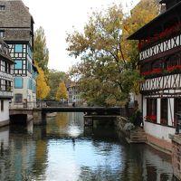 ドイツ・フランスの可愛くて美しい町を求めて�ストラスブール