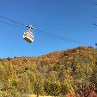 でっかい秋を見つけに 飛騨高山 Vol.1 秋晴れの高山とロープーウェイ