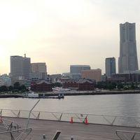 初めての横浜
