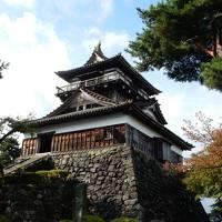 日本100名城巡り・福井編 その1 丸岡城、一乗谷城