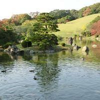 晩秋の大阪万博記念公園・日本庭園をホロホロ散歩。(2016)