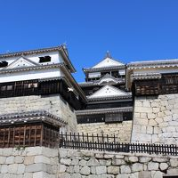 2016年 秋 松山城ミニ登山と道後温泉