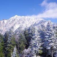 美しい紅葉を期待して1泊2日の女子一人旅☆ Vol. 2 ☆新穂高ロープウェーで移動した山頂から見えたのは雪景色でした!