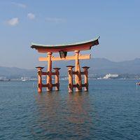広島も美味しい物が盛り沢山。焼き牡蠣、レモンうどん、お好み焼き。