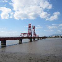 福岡1DAYパスで大川、昇開橋へ