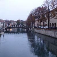 北イタリアの珠玉の街々(50) トレヴィーゾ ホテルからの早朝散歩。