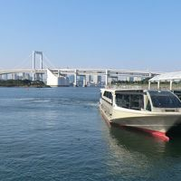 東京湾るんるんプチ旅・その2 東京ベイエリアてくてく散歩。