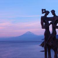 富士山が部屋から見えるお宿♪~西伊豆土肥温泉~富士山を眺めながらドライブ・大瀬崎・恋人岬・土肥金山