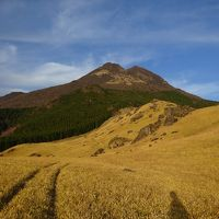 大分の旅(1) 鶴見岳&由布岳登山