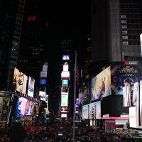 【到着&1日目】また叶えてしまった、2度目の女子大生旅ニューヨーク、秋!161020-1028