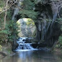 千葉へ、またバスツアー その1(濃溝の滝&粟又の滝)
