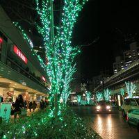 銀座キラキラ イリュミネーションはクリスマス