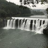 大分県 滝巡り 沈堕の滝
