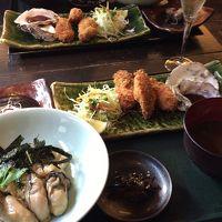宮島で食べ歩き