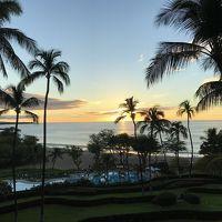 結果的にはハワイ島ホテルステイなのか