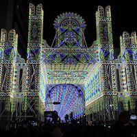 神戸でルミナリエと夜景を見て来た!