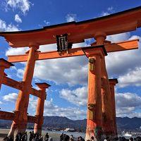 広島・宮島の厳島神社に行って来た!