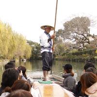 海中鳥居の大魚神社と柳川の冬の風物詩「こたつ舟」でほっこり川下りの旅 柳川こたつ舟編 2−2