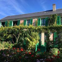 16泊18日ベルギー・オランダ・フランス周遊個人旅行(11)ジヴェルニーモネの家からヴェルサイユへ
