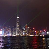 20年ぶりの香港−きらきらイルミネーションの輝く街−とマカオの旅(後編)