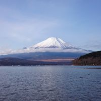 再び富士山展望スポットをめぐる旅(富士川、思親山、石割山、山中湖、新宿)