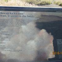 キラウエア火山: 動画有 Steam Vents  プライド・オブ・アメリカ号ハワイ四島クルーズのハワイ島 ヒロ 2016 12 20