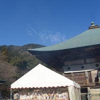 2017年も両子寺の初詣でスタートしました!!