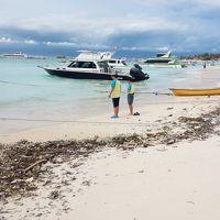 1年分の疲れを癒しにバリ島へ レンボンガン島でシュノーケル編