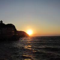 2016年12月9日:江ノ島探訪 江ノ島神社〜岩屋まで しらすかき揚げ丼&たこせん食べ歩き
