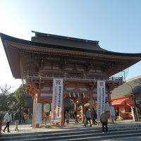 2016-17年 年またぎ愛知岐阜の旅(11) 船頭平閘門・津島神社など